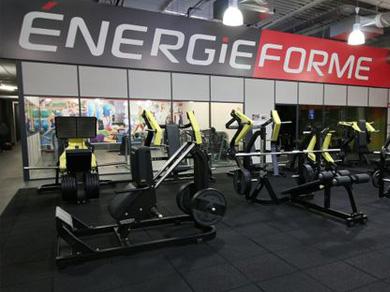 Salle de fitness Energie Forme
