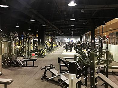 Salle de sport Fitness Park