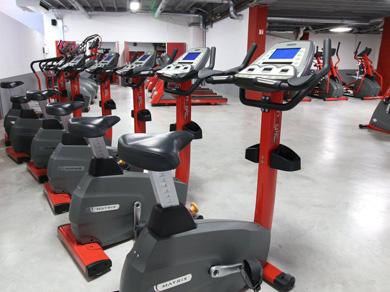 Salle de Fitness Magicform
