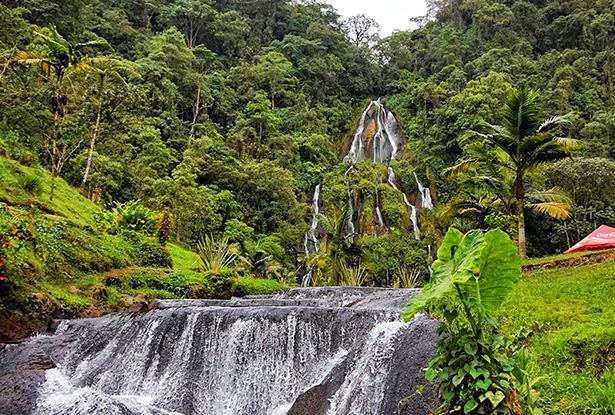 Thermales en Colombie