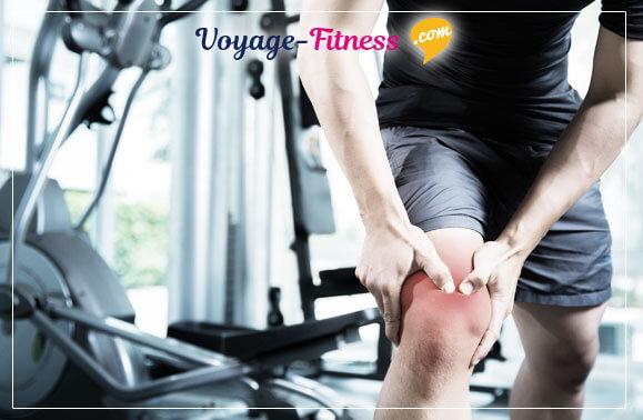 Programme musculation après rupture LCA