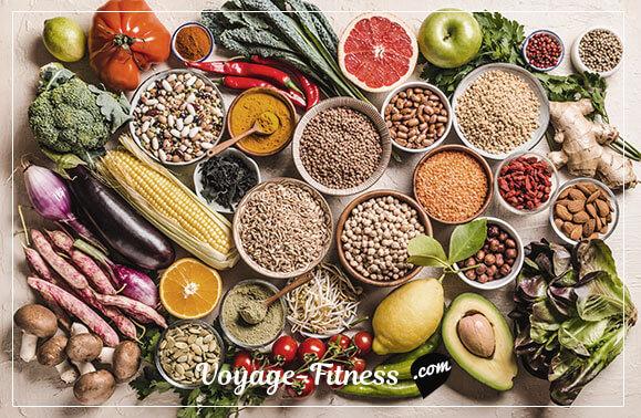 Liste de courses Healthy pour manger sainement